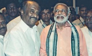 PM Modi's quick reply to Rajinikanth