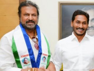 Jagan will be CM for next 30 years: Mohan Babu