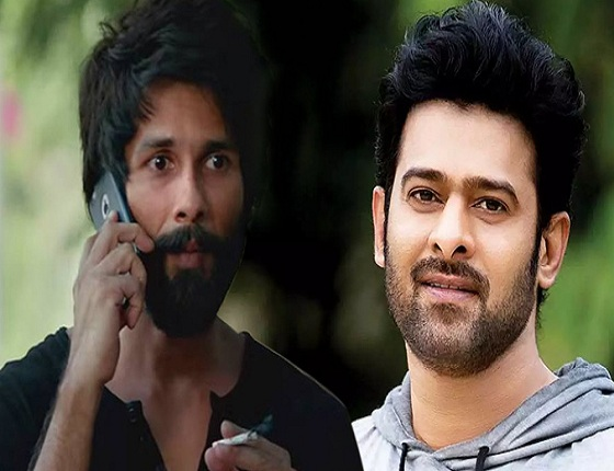 Appreciation From Prabhas Is A Honour -Shahid Kapoor