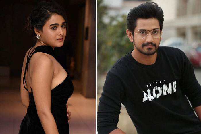 Raj Tarun To Romance Vijay's Heroine
