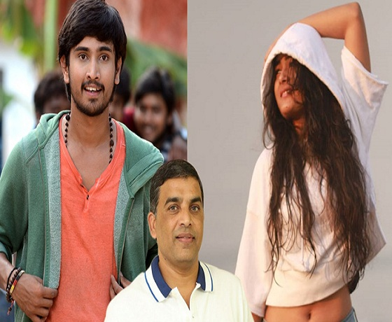 Oops! Dil Raju Picks Up Arjun Reddy Girl