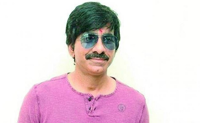 Ravi Teja Desperately Looking for Producers!