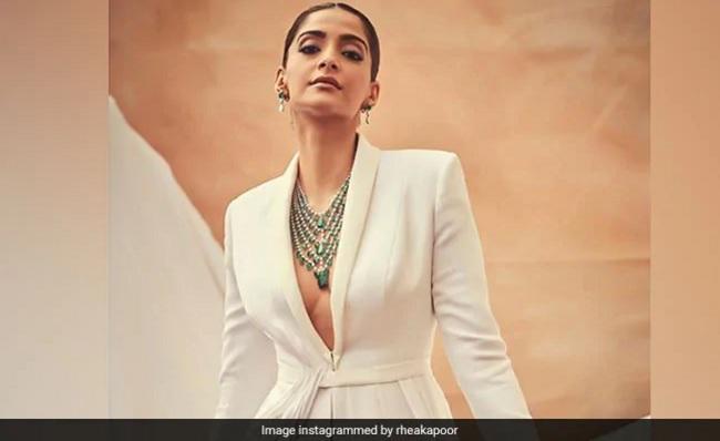 Cannes 2019: Sonam Kapoor In A Tuxedo