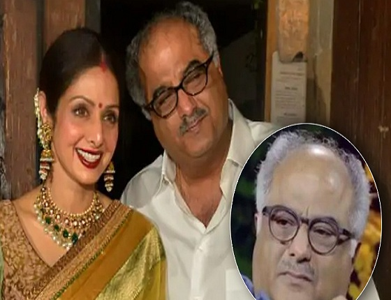 Boney Kapoor In Tears When Asked About Sridevi