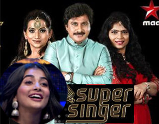 Super Singer Show – E20 – 26th May Pooja Hegde as Guest