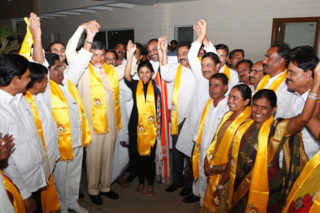 TDP strongly bitten by 'Karma'