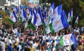 YSR Congress wins 151 Assembly, 22 Lok Sabha seats