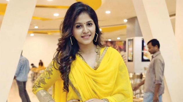 Anjali To Marry A Tamilian