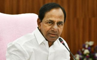Minister of State for Home has become a joke: KCR