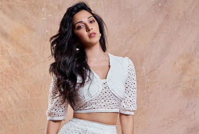 """I Don't Mind Kiss Scenes"" – Kiara Advani"