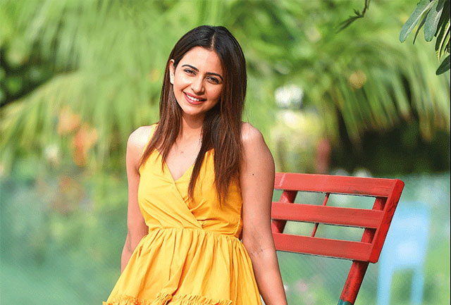 Rakul Gives a Name To Online Trollers
