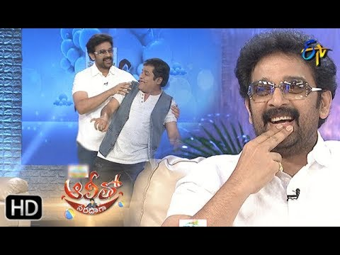 Alitho Saradagaa – 24th Jun with  Actor JD Chakravarthy