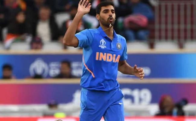 Bhuvneshwar out for next 2-3 games, confirms Kohli
