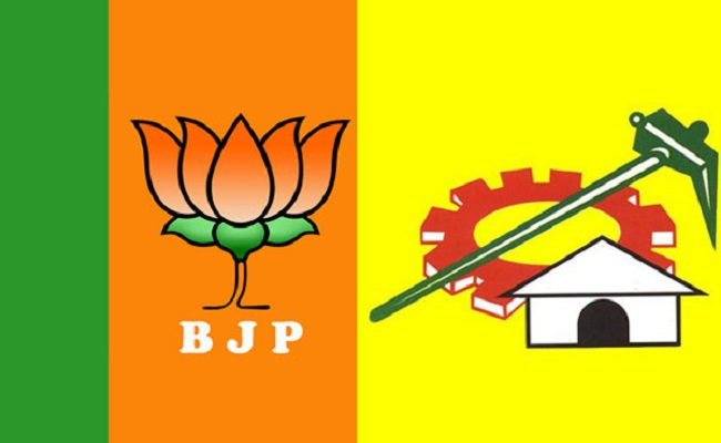 TDP MPs all set to join BJP!