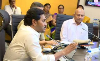 Jagan showers sops on employees!