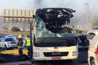 Dubai: Bus Accident Kills 8 Indians Among 17