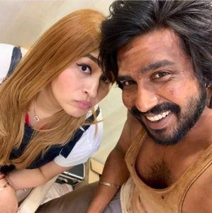 Vishnu Confirms Dating Jwala Gutta!