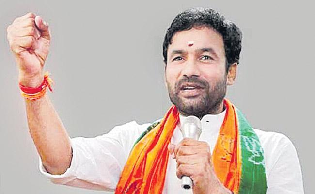 BJP to groom Kishan Reddy as CM candidate?