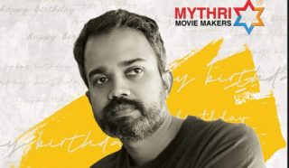 Mythri Movie Makers Locked Talented Director