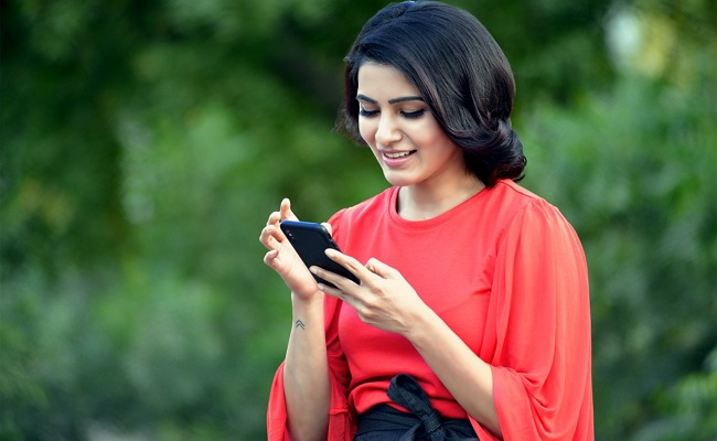 Samantha to be the guest of Indo-Pak match