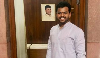 Young & Dynamic Leader As TDP AP President