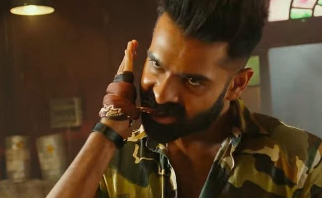 'Dhenaammmaaa Kickuu!!': Ram after watching 'iSmart'