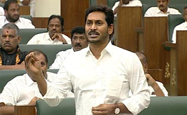'You Just 23', Jagan threatens TDP In Assembly