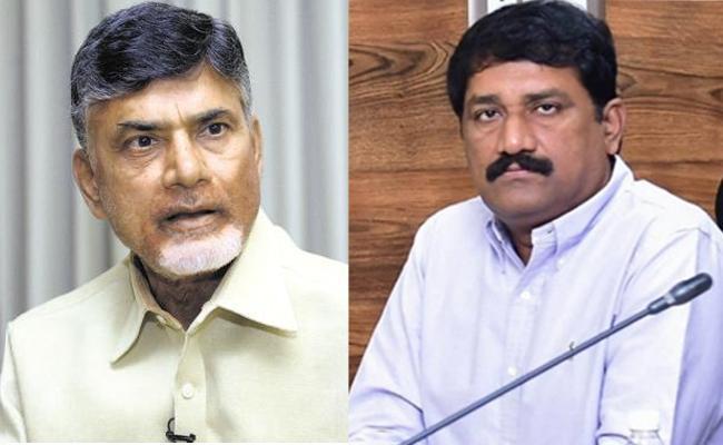 Ganta blackmailing Naidu for PAC chief post?