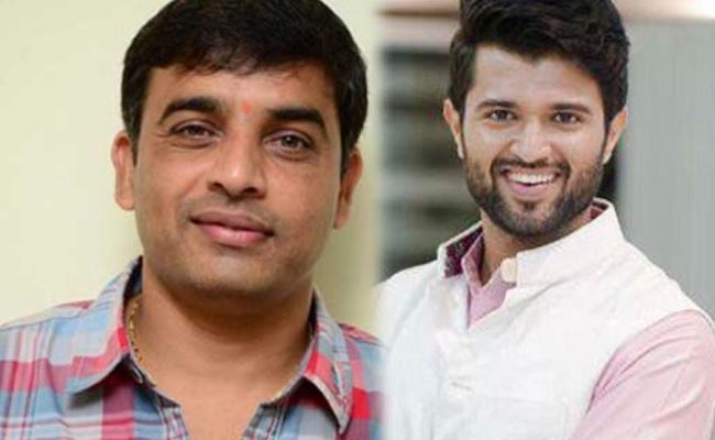 Reel Buzz: Vijay Deverakonda Avoiding Dil Raju?