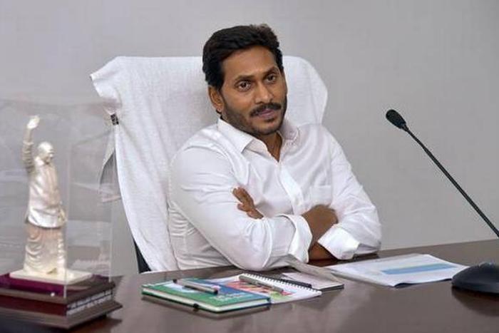 Jagan govt targets TDP office in Vizag