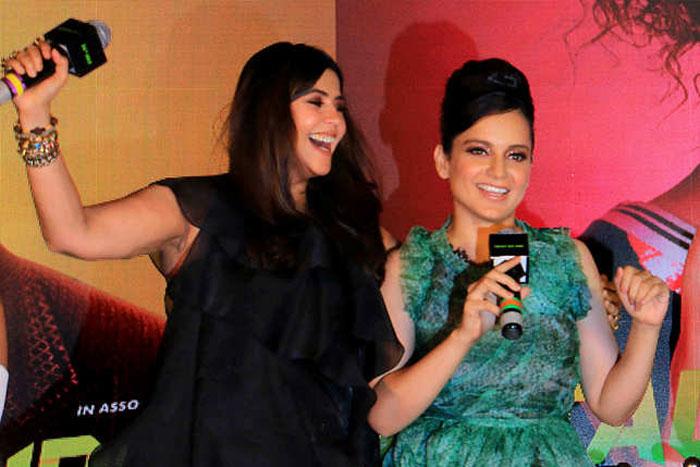 Ekta Kapoor Says Sorry, But Kangana's Sister Won't Stop