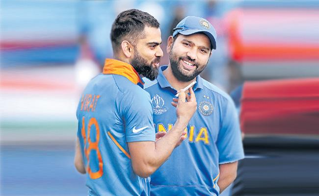 BCCI to check on Kohli-Rohit rift, split captaincy