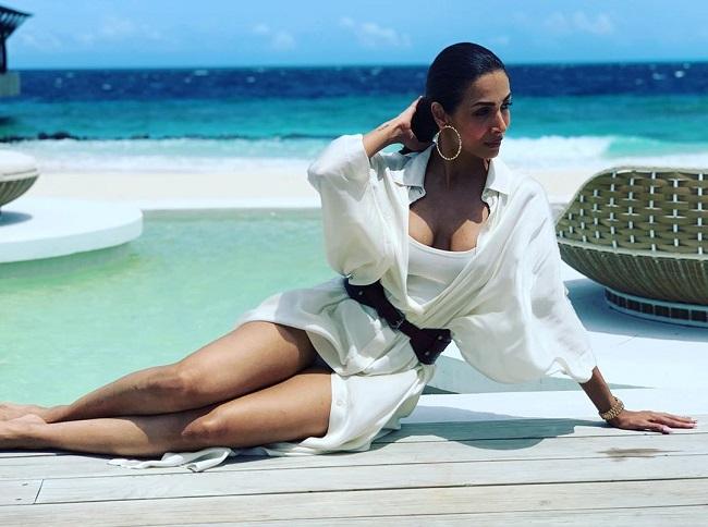 pHOTo Alert: Malaika Sizzles in A Bikini