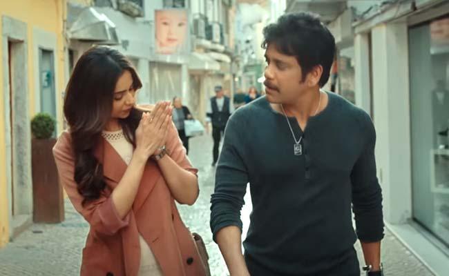 'Manmadhudu 2' is not a sequel: Nagarjuna