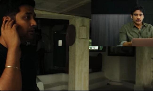 Watch: Nagarjuna pranks Rahul Ravindran