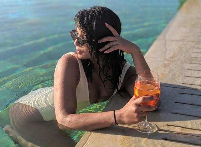 pHOTo: Swimsuit-clad Priyanka sizzles in Italy vacay