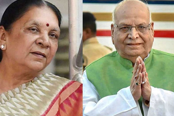BJP shuffles and appoints new governors