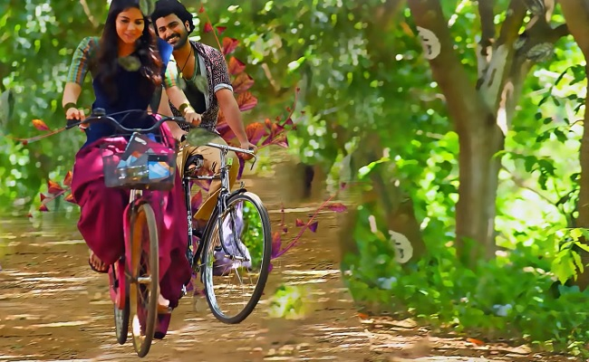 Ranarangam song: A cute one loaded with Sharwa's love
