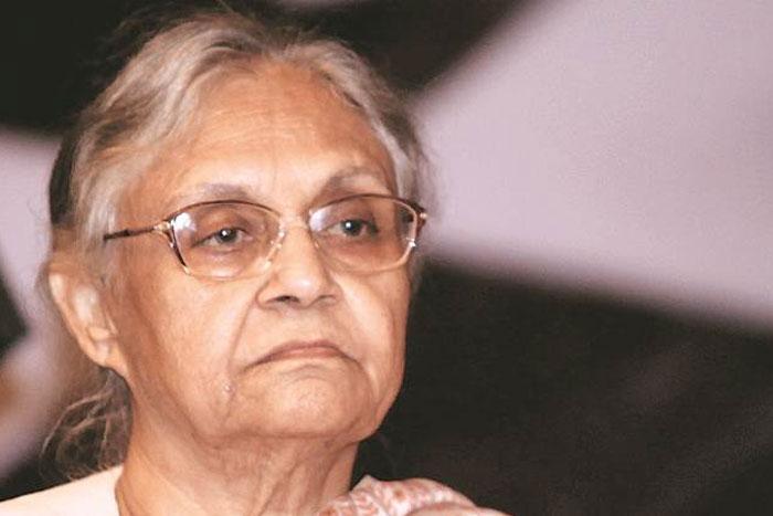 Ex Delhi CM Sheila Dikshit Dies