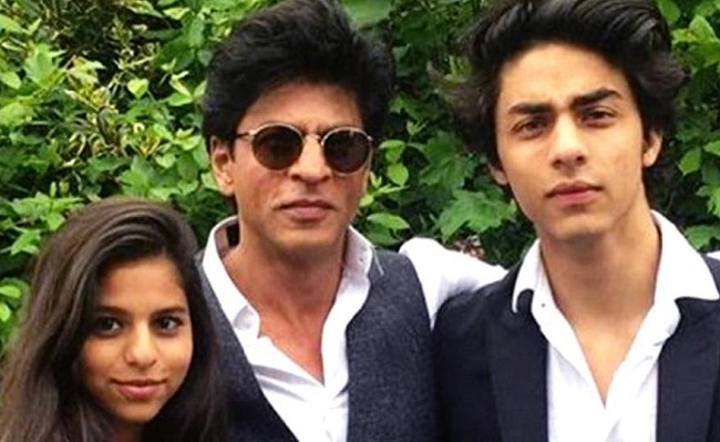 Love in London for Superstar's son?