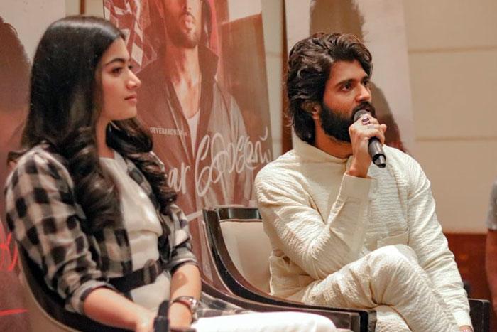 Kannada Media Wanted Answer, Rashmika Says Gossip