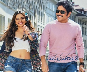 Manmadhudu 2  : Movie Review