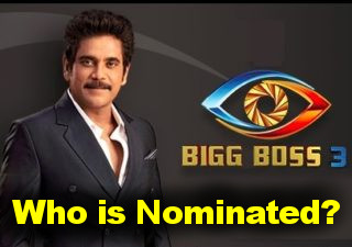 Nagarjuna Bigg Boss 3 Telugu Show – E93 – 21st Oct – Nominations Episode