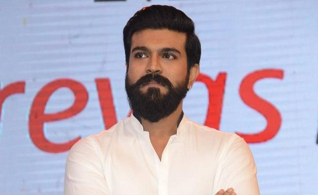 Ram Charan Talks about Bollywood Re-Entry