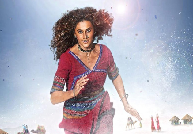 Rashmi Rocket: Yet Another Makeover For Tapsee!