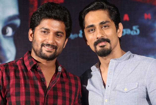 Siddharth Facing Trouble From Nani