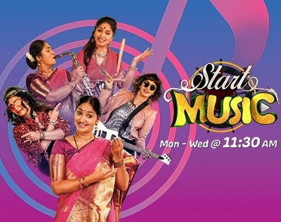 Jhansi's Start Music Show – 14th Oct – E27