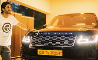 Pic Talk: Allu Arjun Gets Himself A New Beast