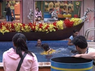 #BiggBoss03: Punished For Breaking The Rules