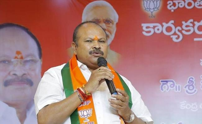 BJP toeing TDP line in Andhra?